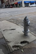 Image for Footprints -- N Front St at Monroe St, Memphis TN