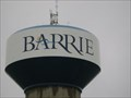 Image for Barrie South End Water Tower - Barrie, Ontario, Canada