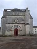 Image for Église Saint-Romain - Saint-Romain-de-Benet - Charente-Maritime - France