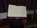 Image for Visitors Book - Waterloo Road Methodist Church - Ramsey, Isle of Man