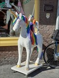 Image for Unicorn and baby unicorn - Woerden, the Netherlands