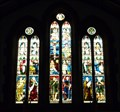Image for Stained Glass, St John's Church, Keswick, Cumbria, UK