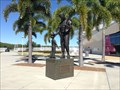 Image for Ted Williams Statue, Fort Myers, Florida