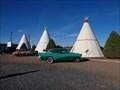 Image for Wigwam Motel - Satellite Oddity - Route 66 - Holbrook, Arizona, USA.