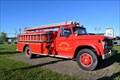 Image for Camion d'incendie Fargo 1962 - Matagami, Québec