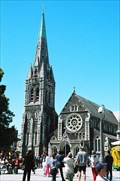 Image for Christchurch Cathedral - Christchurch, New Zealand