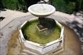 Image for Upper gardens middle level fountain (Generalife) - Granada, Spain