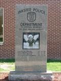 Image for Inkster Police Memorial, Inkster, MI