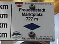 Image for 727m - Marktplatz - Freudenstadt, Germany, BW