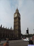 Image for Elizabeth Tower - Palace of Westminster, London, UK