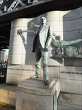 Image for James Connolly Statue - 80 years - Beresford Place, Dublin, Ireland