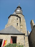 Image for Le beffroi dit Tour de l'Horloge - Dinan, France