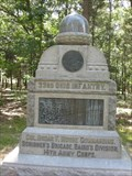 Image for 33rd Ohio Infantry Monument - Chickamauga National Battlefield