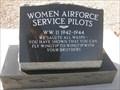 Image for WASP Memorial - Boulder City, NV
