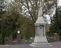 Image for Footscray First World War Memorial