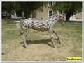 Image for Le cheval en bois flotté - Bonnieux, France