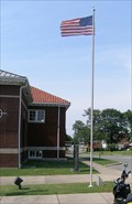 Image for 9/11 Memorial Flag Pole and Plaque - Morrilton, Arkansas