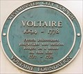 Image for Voltaire - Maiden Lane, London, UK