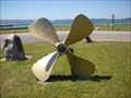"""Image for Propeller of the """"Music""""-Onekema, MI"""