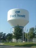 Image for FORT SCOTT - Water Tank