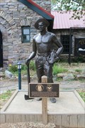 Image for CCC Memorial-- Mt Cheaha State Park, Delta AL