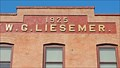 Image for 1925 - Liesemer Block - Didsbury, AB