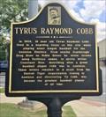 Image for Tyrus Raymond Cobb - Anniston, AL