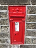 Image for Victorian Wall Post Box - Newsholme, Keighley, Yorkshire, UK