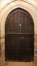 Image for West door - St Mary's church - Teynham, Kent