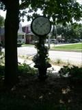 Image for Elliott Street Clock - Brampton, Ontario, Canada