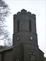 Image for St Thomas' Church Tower - Kidsgrove, Stoke-on-Trent, Staffordshire.