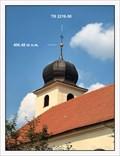 Image for TB 2219-50 Nesvacily, kostel, CZ