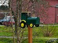Image for Tractor Mailbox