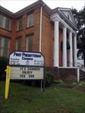 Image for First Presbyterian Church - Rusk, TX