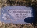 Image for 104 - Dorinda Goulden - Alturas Cemetery - Alturas, CA