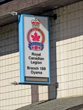"Image for ""Royal Canadian Legion Branch #189"" - Oyama, BC"