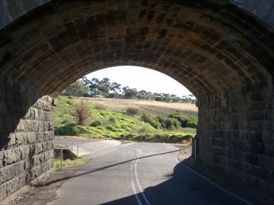 The bridge in Geelong