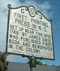 Image for FIRST - Printing Press in North Carolina