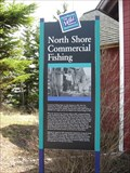 Image for Commercial Fishing Marker– Tofte, MN