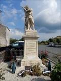 Image for Monument aux morts - Lussant, Nouvelle Aquitaine, France
