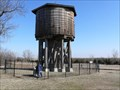 Image for The 1885 Frisco Wooden Water Tower