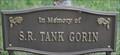 Image for S. R. Tank Gorin