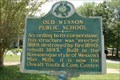 Image for Old Wesson Public School.