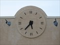 Image for Municipal Library Clock - Breton, Alberta