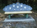 Image for Gainesville Solar Walk Bench East - Gainesville, FL