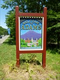 Image for Welcome to Adams  - Adams, MA