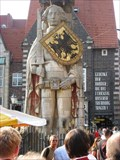 Image for City Hall and Roland of Bremen