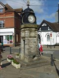 Image for Town Clock, Muck Wenlock, Shropshire, England