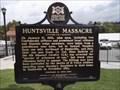 Image for Huntsville Massacre - Memorial Park - Huntsville AR