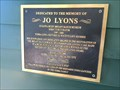 Image for Jo Lyons - Yorba Linda, CA